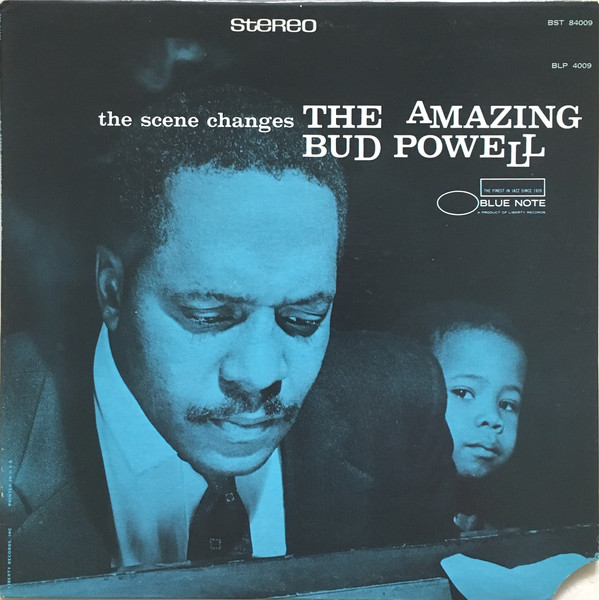 bud powell the scene changes vol. 5