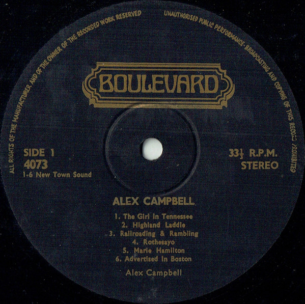 Alex Campbell (2) Alex Campbell At His Best