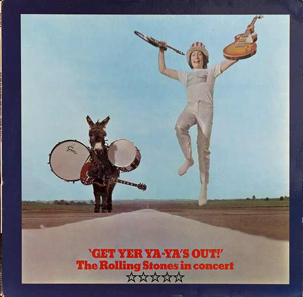 the rolling stones get yer ya-ya's out! - the rolling stones in concert