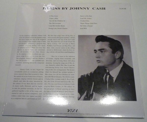 Johnny Cash Hymns By Johnny Cash