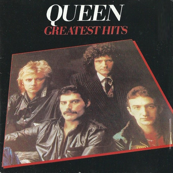 Queen - Greatest Hits (CD, Comp, RE)