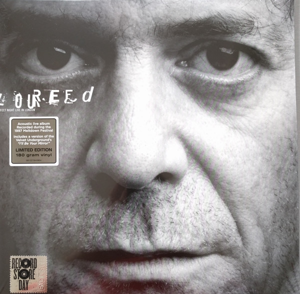 Lou Reed - Perfect Night Live In London (2xLP, Ltd, S/Edition, Gat)