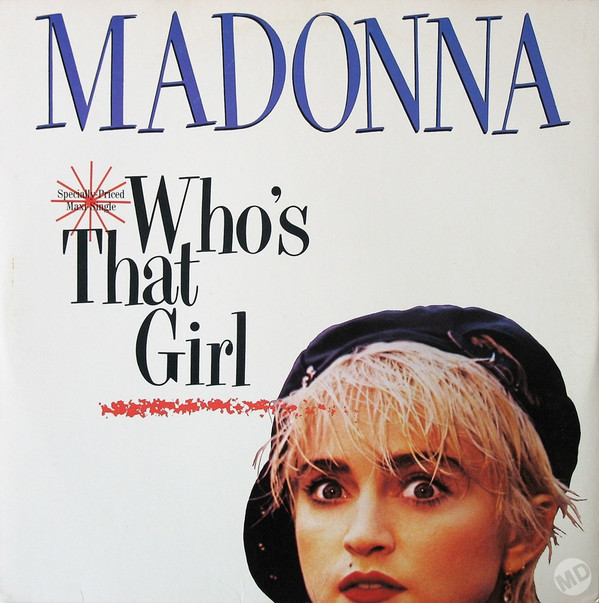 Madonna - Who's That Girl (12