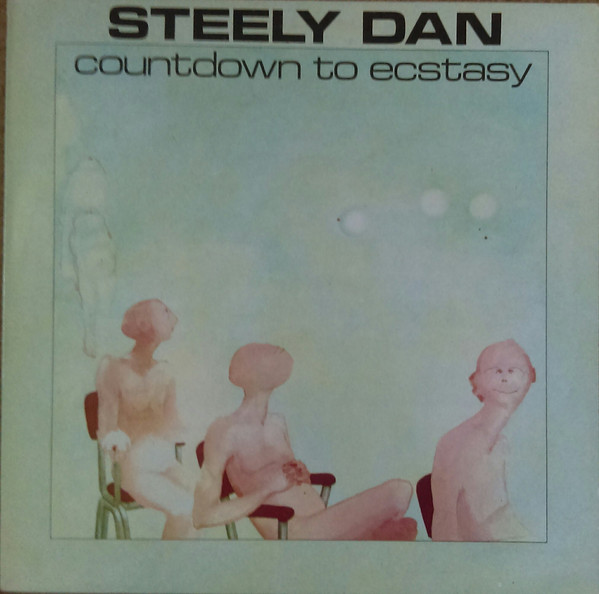 Steely Dan - Countdown To Ecstasy (LP, Album)