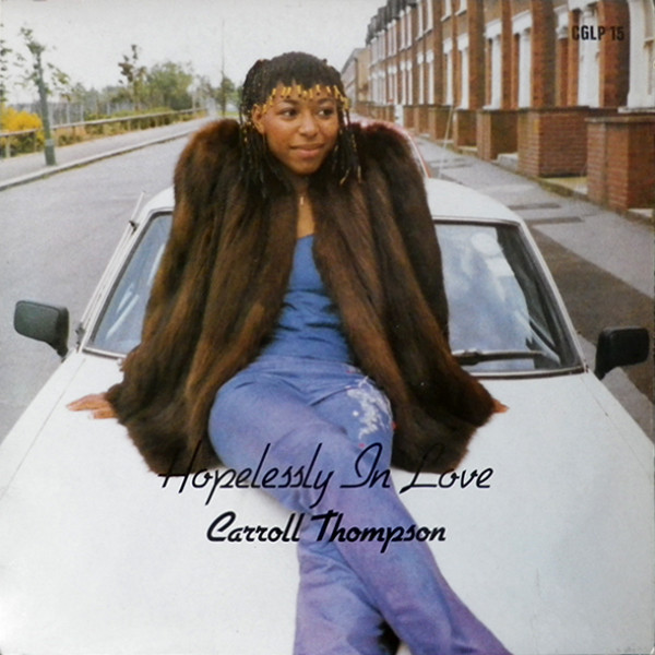 Carroll Thompson - Hopelessly In Love (LP, Album, Lig)