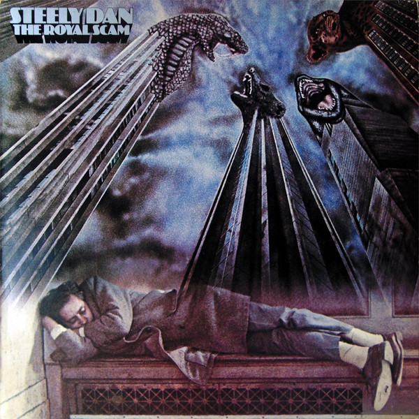 Steely Dan - The Royal Scam (LP, Album, RE)