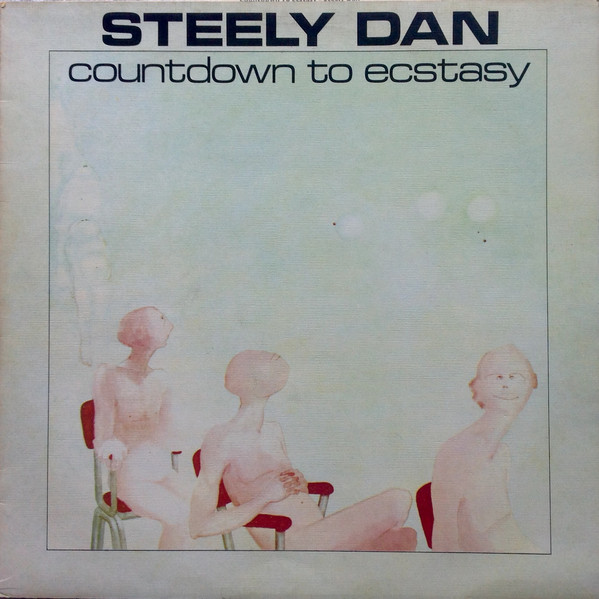 Steely Dan - Countdown To Ecstasy (LP, Album, Tex)