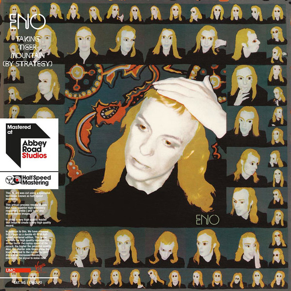 Eno* - Taking Tiger Mountain (By Strategy) (2xLP, Album, RE, RM)