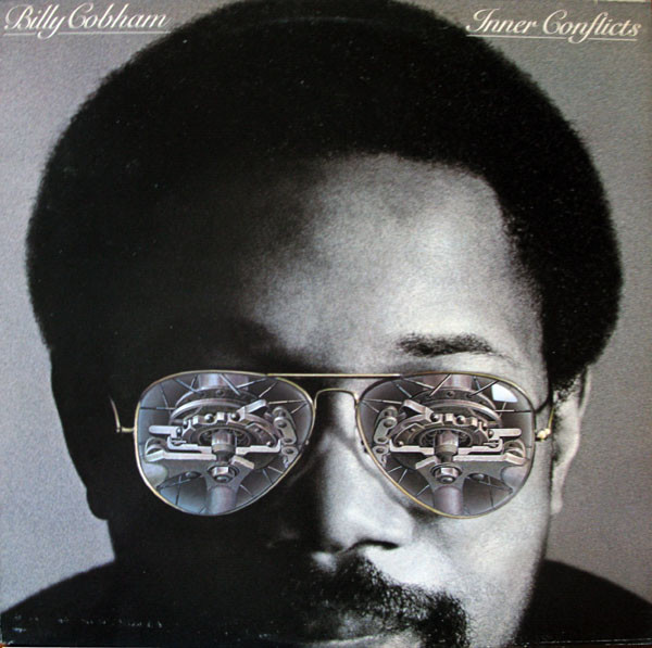 Billy Cobham - Inner Conflicts (LP, Album, MO )