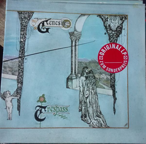 Genesis - Trespass (LP, Album, Gat)