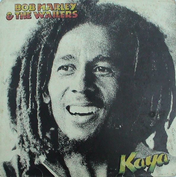 Bob Marley & The Wailers - Kaya (LP, Album)