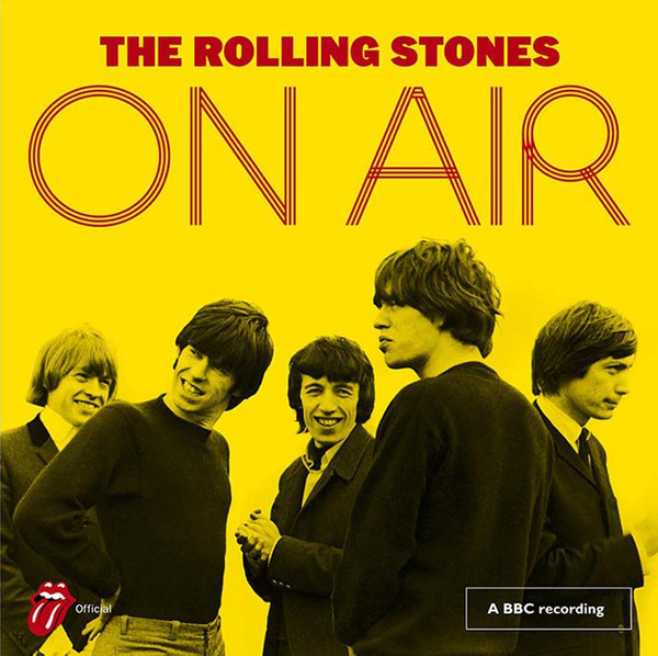 The Rolling Stones - The Rolling Stones On Air (2xLP, Ltd, Yel)