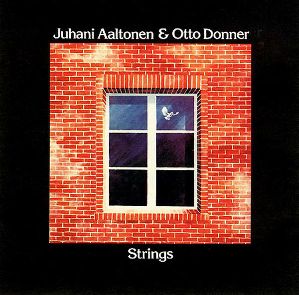 Juhani Aaltonen & Otto Donner - Strings (LP, Album)