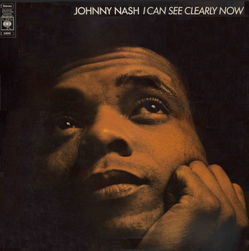 Johnny Nash - I Can See Clearly Now (LP, Album)