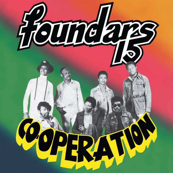 Foundars 15* - Co-Operation (CD, Album, Ltd, RE, dig)