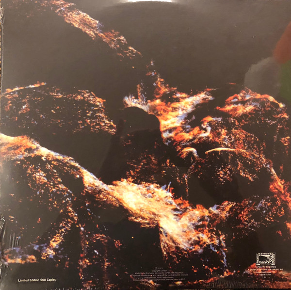 Beggars Opera - Waters Of Change (LP, Album, RE, Gat)