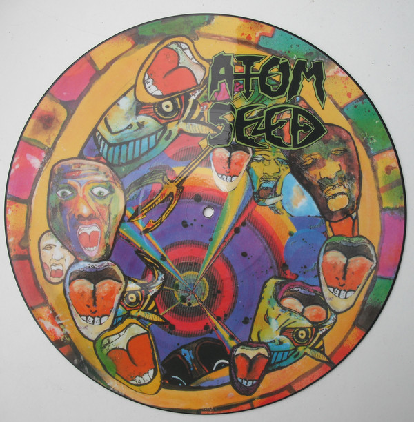 Atom Seed - Get In Line (12