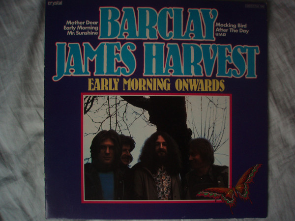 Barclay James Harvest - Early Morning Onwards (LP, Comp, RE)