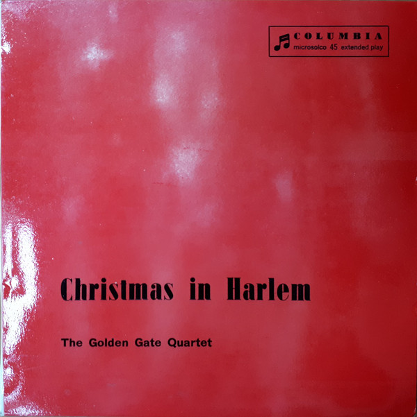The Golden Gate Quartet - Christmas In Harlem (7