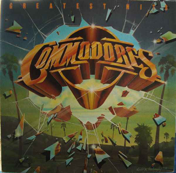 Commodores - Greatest Hits (LP, Comp)