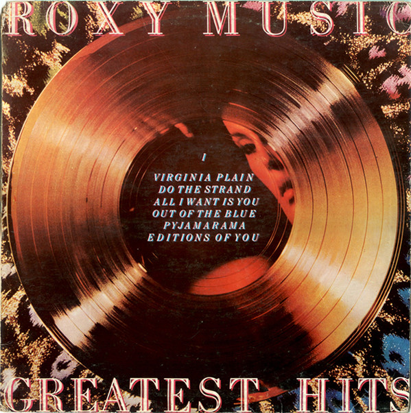 Roxy Music - Greatest Hits (LP, Comp)
