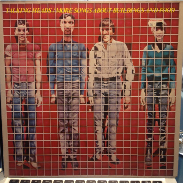 Talking Heads - More Songs About Buildings And Food (LP, Album)