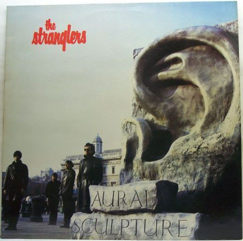 The Stranglers - Aural Sculpture (LP, Album)