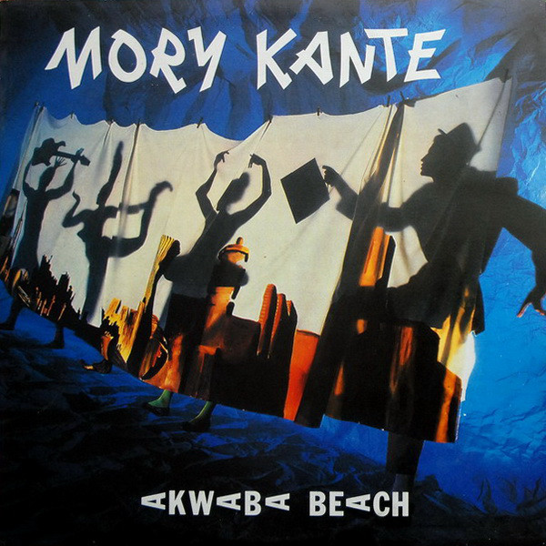 Mory Kante* - Akwaba Beach (LP, Album)