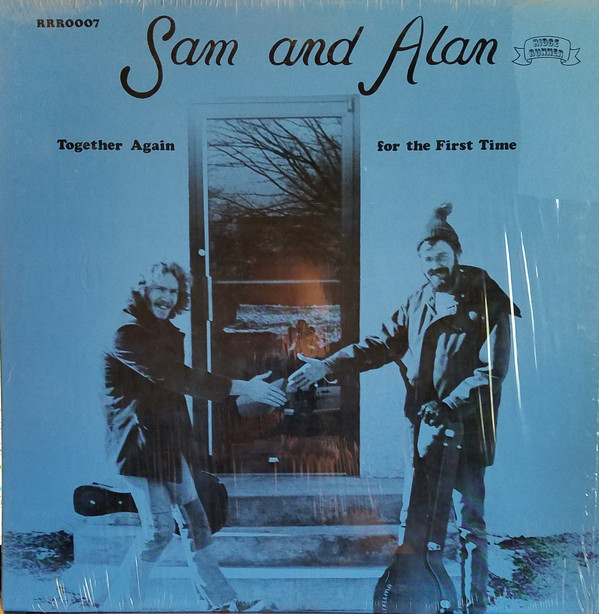 Sam* And Alan* - Together Again For The First Time (LP, Album)