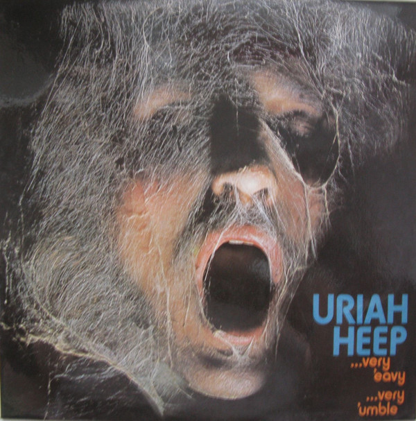 Uriah Heep - ...Very 'Eavy ...Very 'Umble (LP, Album, Lam)