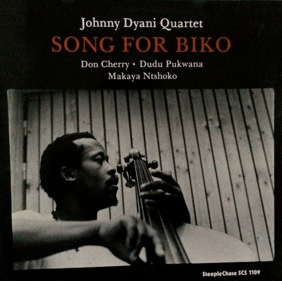 Johnny Dyani Quartet - Song For Biko (LP)