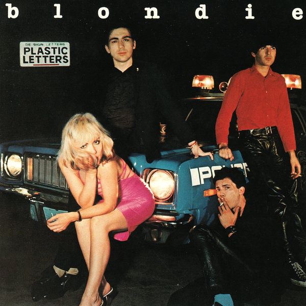 Blondie - Plastic Letters (LP, Album)