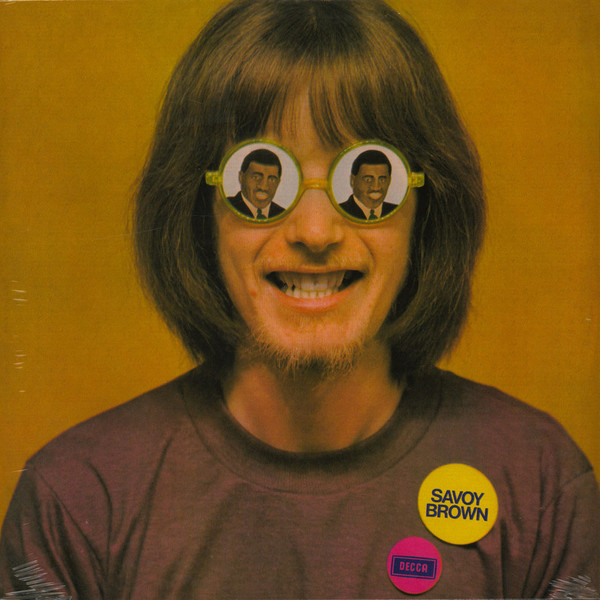 Savoy Brown - Getting To The Point (LP, Album, RE)