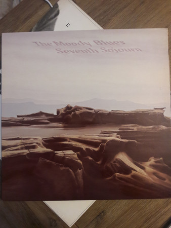 The Moody Blues - Seven Sojourn (LP, Album, Gat)