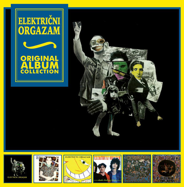 Električni Orgazam - Original Album Collection (6xCD, Album, Comp, RE, RM)