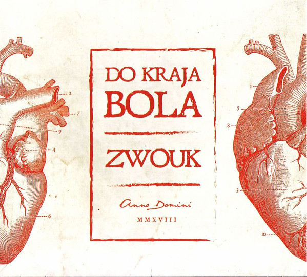 Zwouk - Do Kraja Bola (CD, Album, Dig)
