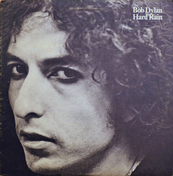 Bob Dylan - Hard Rain (LP, Album)