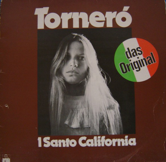 I Santo California - Torneró (LP, Album)
