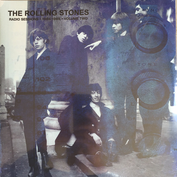 The Rolling Stones - Radio Sessions ・1964-1965・Volume Two (2xLP, Unofficial, Blu)