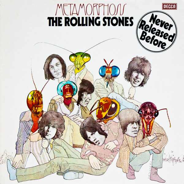 The Rolling Stones - Metamorphosis (LP, Comp, RE)