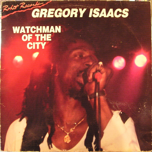 Gregory Isaacs - Watchman Of The City (LP, Album)
