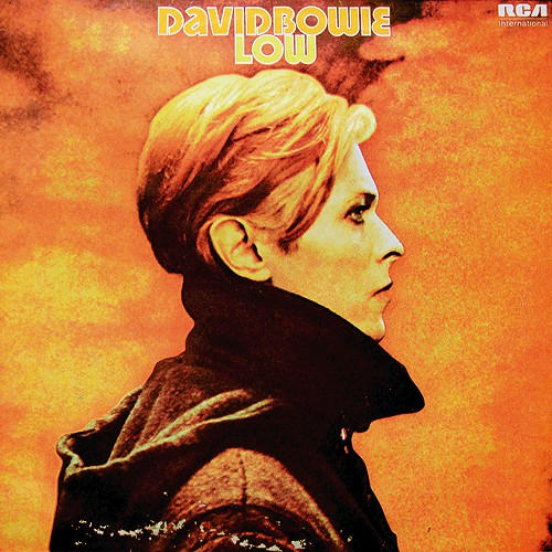 David Bowie - Low (LP, Album, RE)