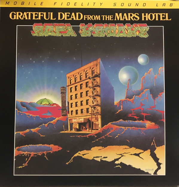 Grateful Dead* - From The Mars Hotel (2x12