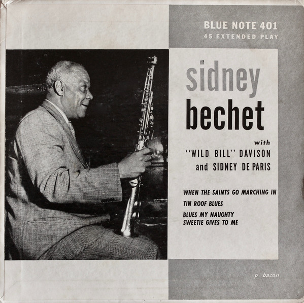 Sidney Bechet With