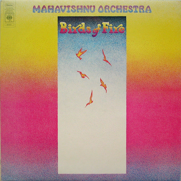 Mahavishnu Orchestra - Birds Of Fire (LP, Album)
