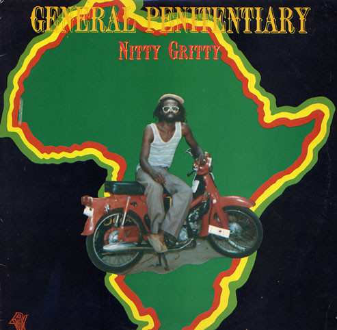 Nitty Gritty - General Penitentiary (LP, Album)