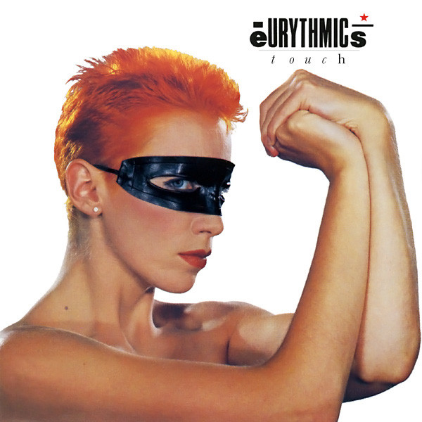 Eurythmics - Touch (LP, Album)