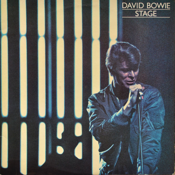David Bowie - Stage (2xLP, Album, Gat)