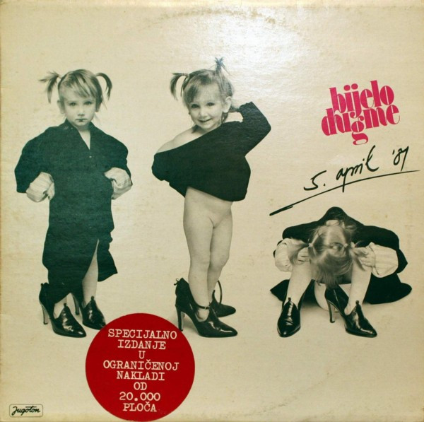 Bijelo Dugme - 5. April '81. (LP, Album, Ltd, Num)