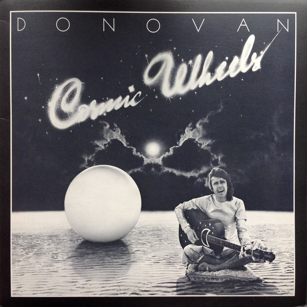 Donovan - Cosmic Wheels (LP, Album, Gat)